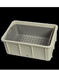 Instrubacs 40L sans robinet